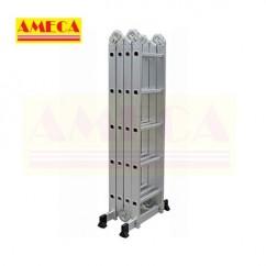 Thang nhôm đa năng 4 khúc Ameca AMC - M205