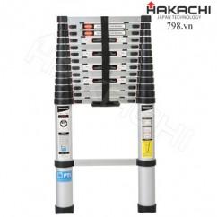 Thang nhôm rút gọn HAKACHI HT-410 4.1m