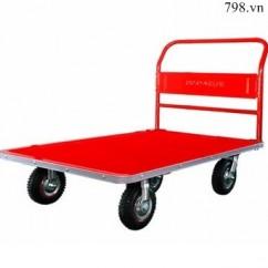 Xe Đẩy Hàng 4 Bánh VN 250S1 Tải 600kg