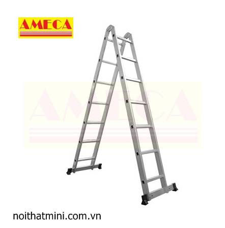 Thang đa năng chữ A bản lớn Ameca AMC - M307
