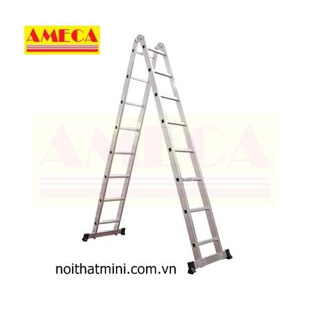 Thang đa năng chữ A bản lớn Ameca AMC - M308