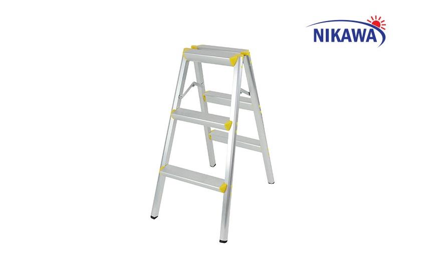 Thang nhôm gấp chữ A Nikawa NKD- 03