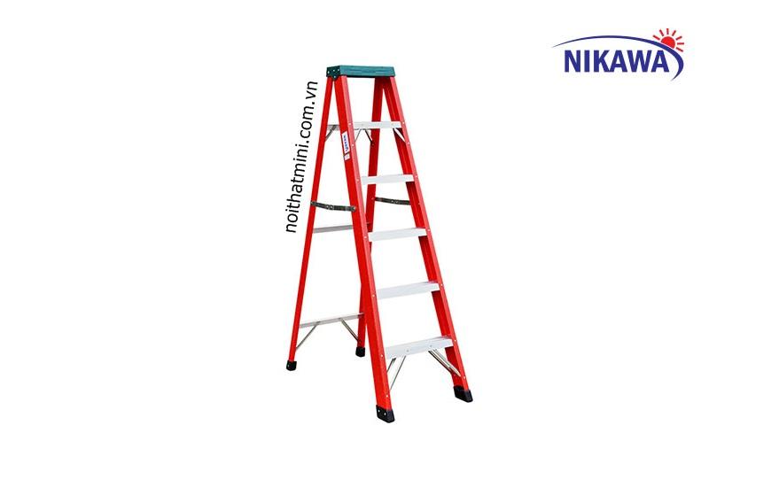 Thang cách điện chữ A Nikawa NKJ- 6C