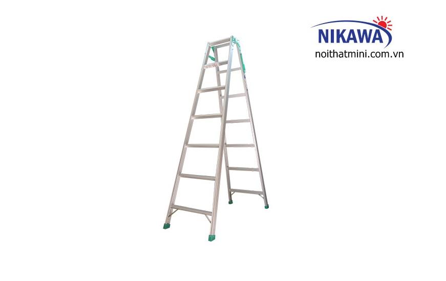 Thang nhôm gấp Nikawa NKY-7C