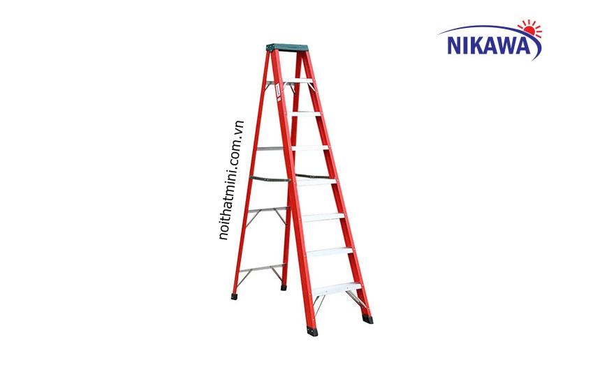 Thang cách điện chữ A Nikawa NKJ- 8C